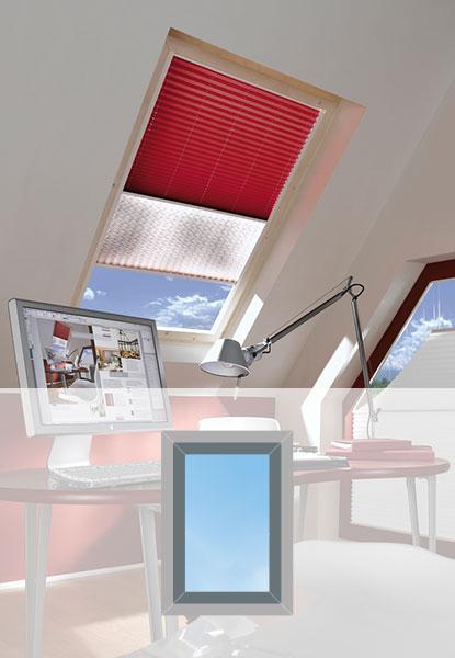 plissee konfiguration im online shop. Black Bedroom Furniture Sets. Home Design Ideas